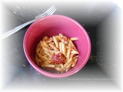Sundried Tomato Oregano Pasta