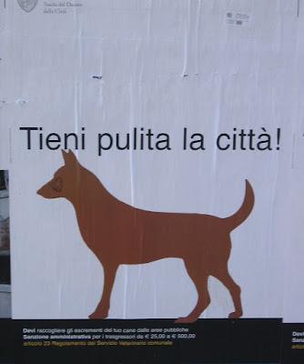 Venezia: Tieni pulita la città
