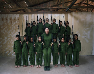 Marina Abramovic - The Family I