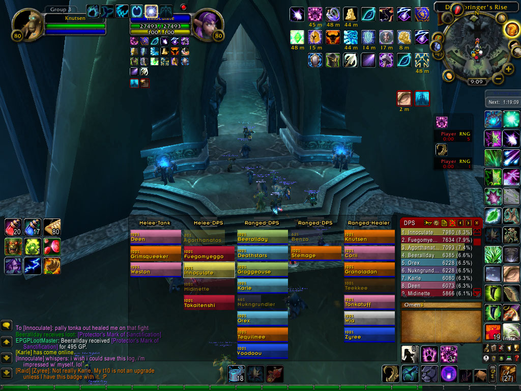 The Misadventures of Svenn: Vuhdo Viewings and Guild Firsts