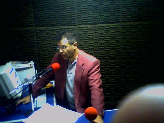 locutor Assis Cavalcante