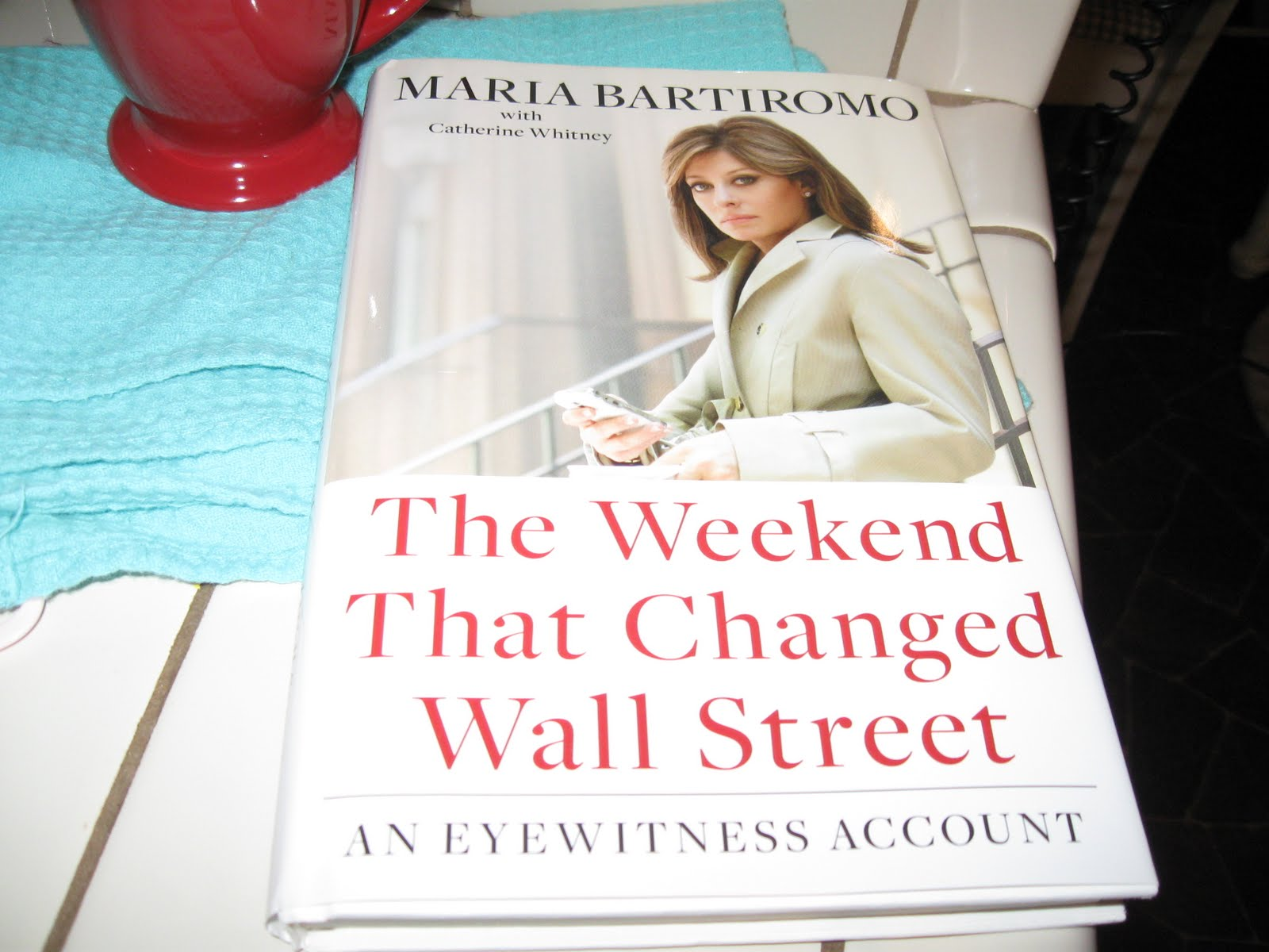 the weekend that changed wall street whitney catherine bartiromo maria