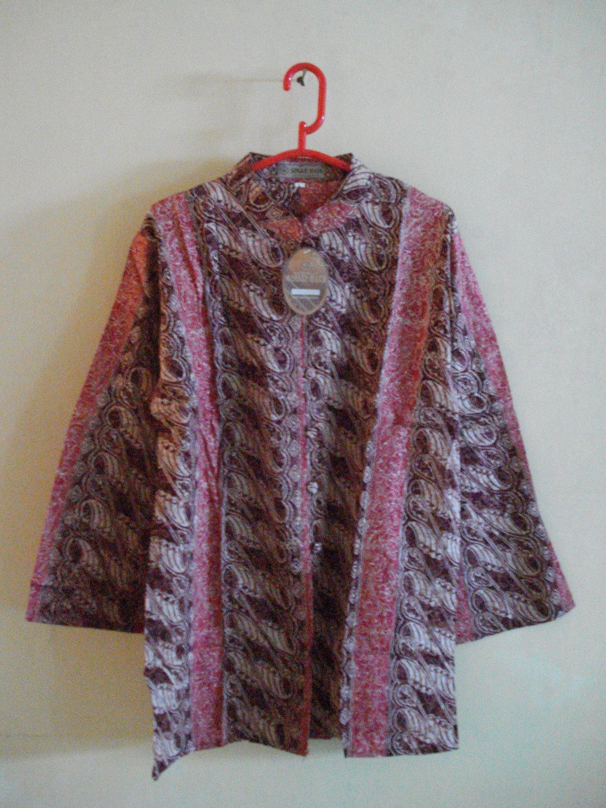 .:Moo Kamoo:.: Batik Wanita Corak Garis