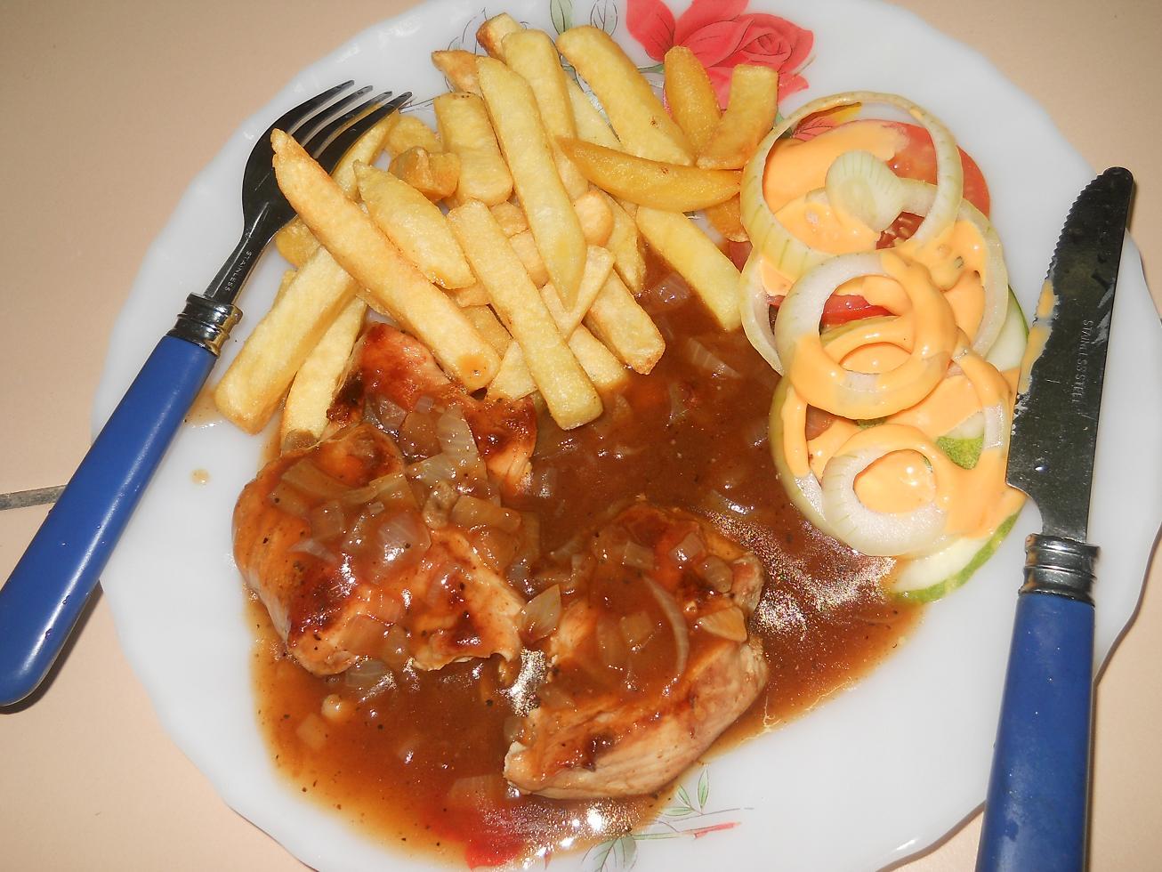 resepi ayam masak kentang kicap surasmi Resepi Mee Kicap Sheila Rusly Enak dan Mudah