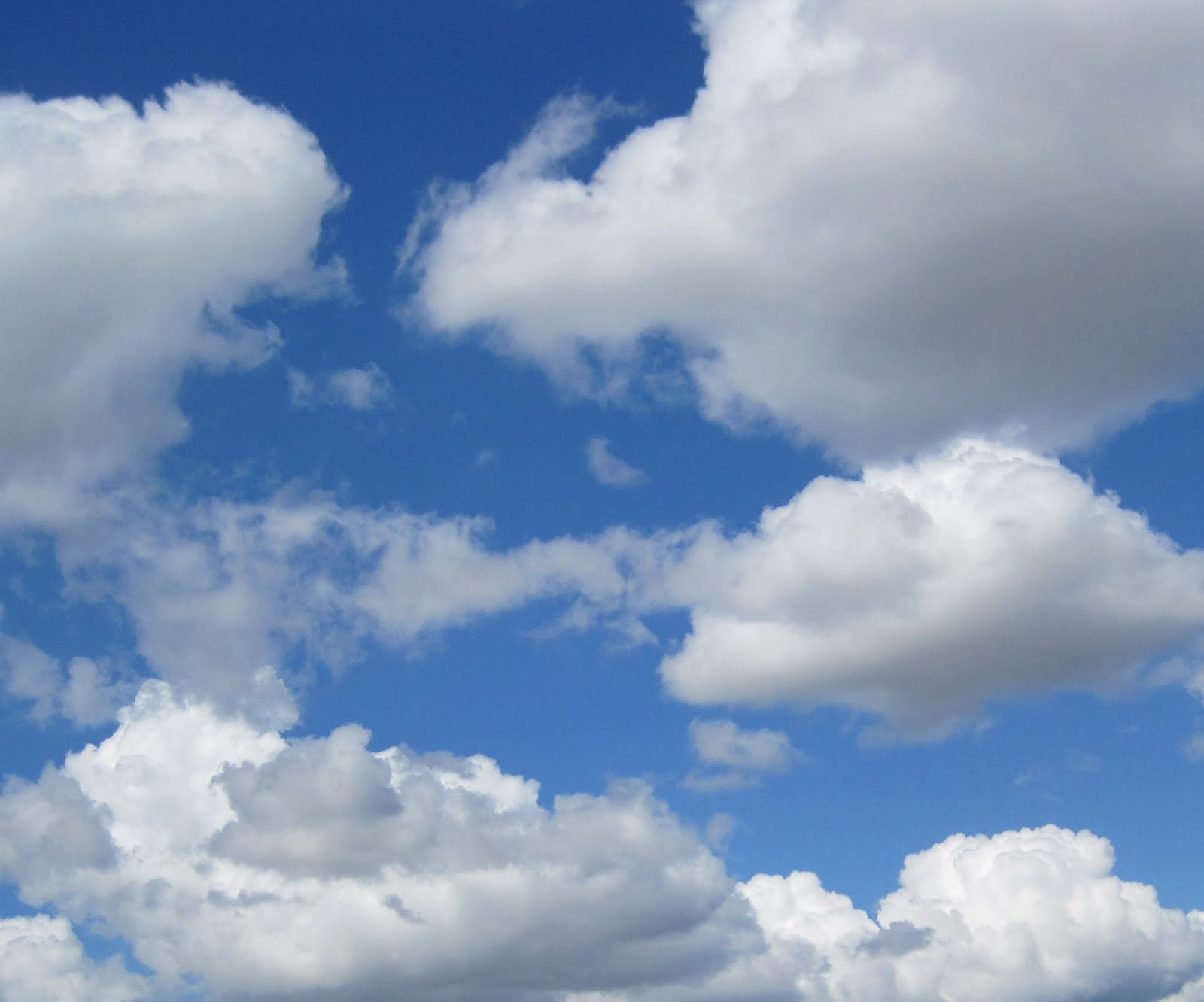 Pieceful Afternoon: Clouds