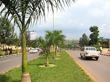 Hilary In Kenya Rwanda Kigali & Genocide Museum