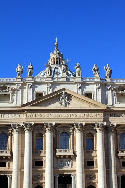 Piazza San Pietro-Roma