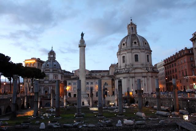 Foro di Traiano-Roma
