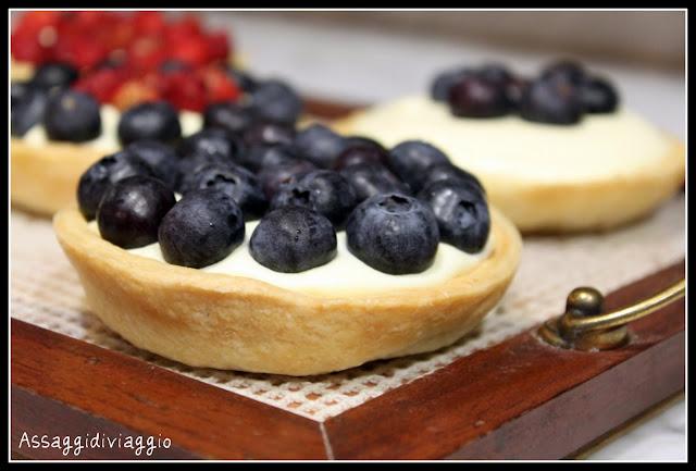 Tortine di frutta