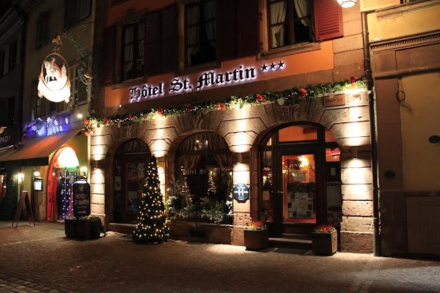 Hotel St. Martin a Colmar