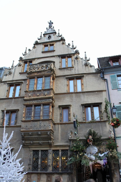 Maison des Têtes-Colmar