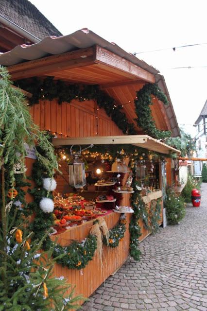 Mercatino di Natale-Eguisheim