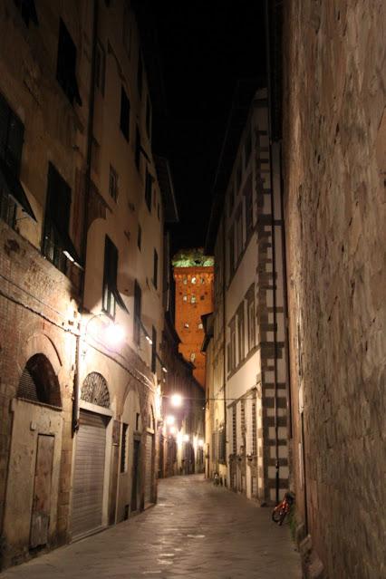 Torre Guinigi-Lucca