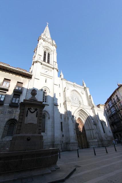 Catedrale de Santiago-Bilbao