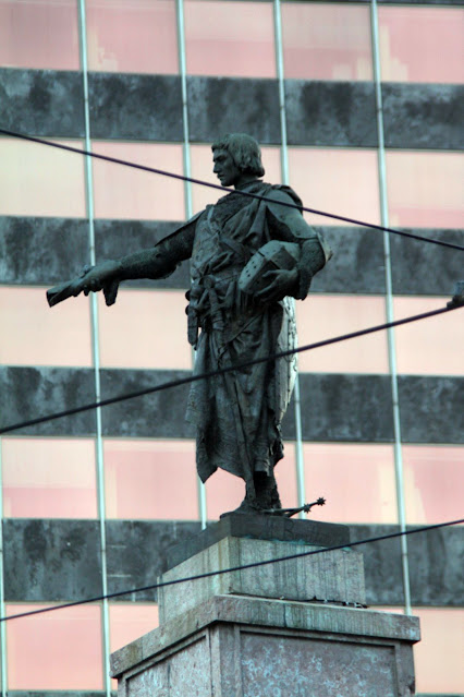 Statua-Bilbao