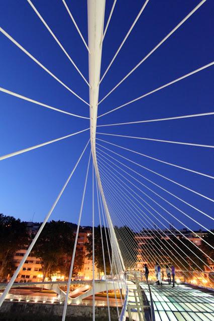 Ponte di Calatrava-Bilbao