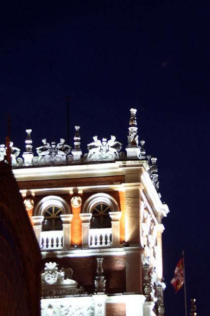 Palencia di notte