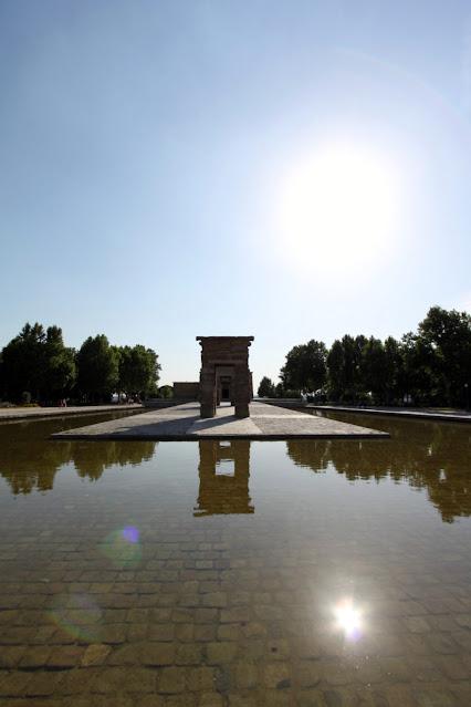 Tempio di Debod-Madrid