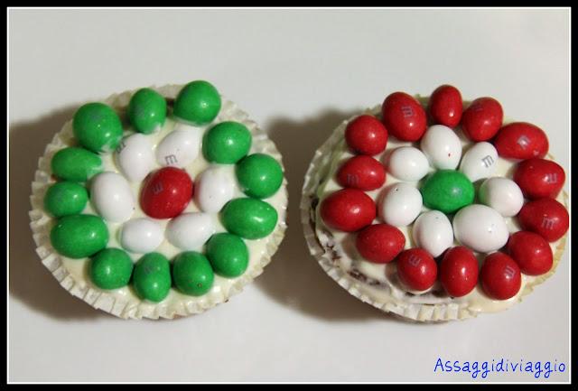 Cupcakes patriottici