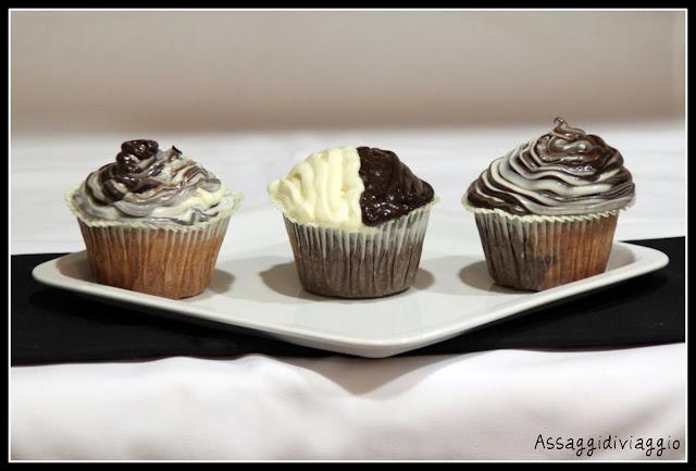 Cupcakes bianconeri