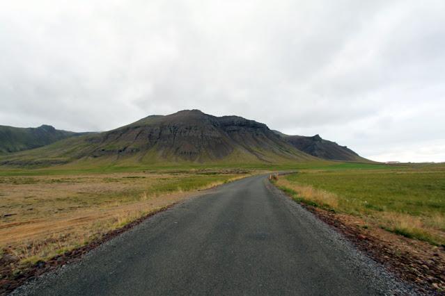 Strada islandese-Penisola dello Snaefellsnes