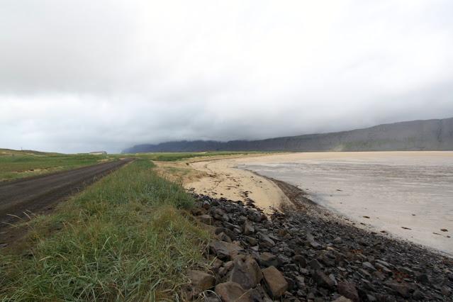 Paesaggio dopo Saudlauksdalur