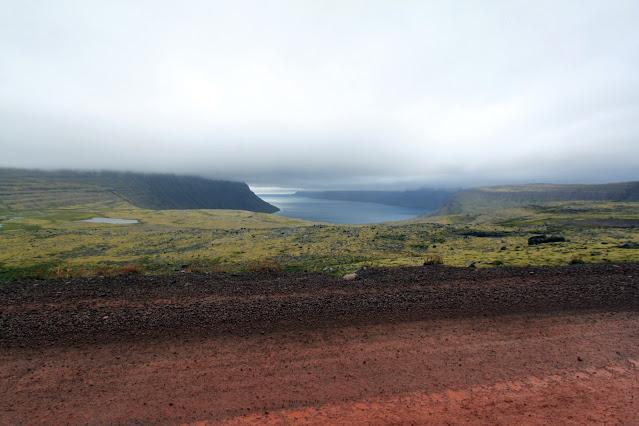 Strada dei fiordi occidentali