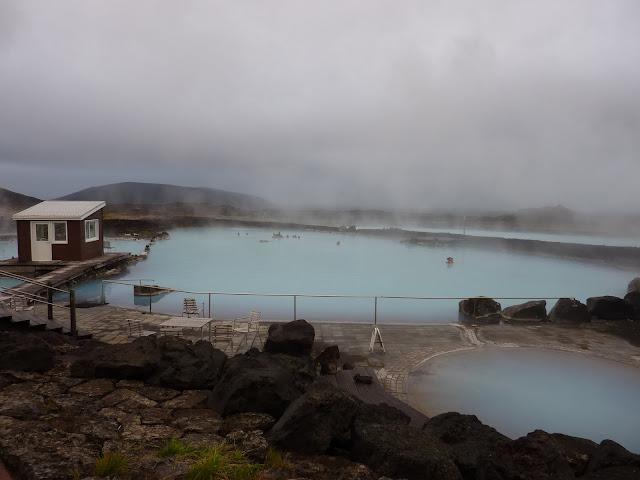 Jarðböðin-Laguna blue di Myvatn