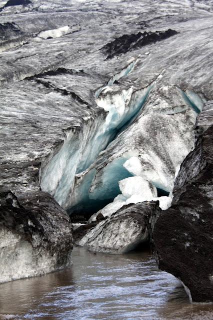 Solheimajokull-Ghiacciaio