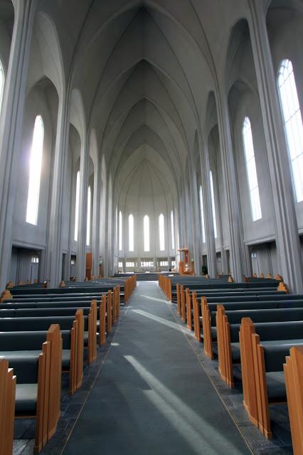 Cattedrale di Reykjavik