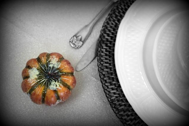 Pranzo d'autunno