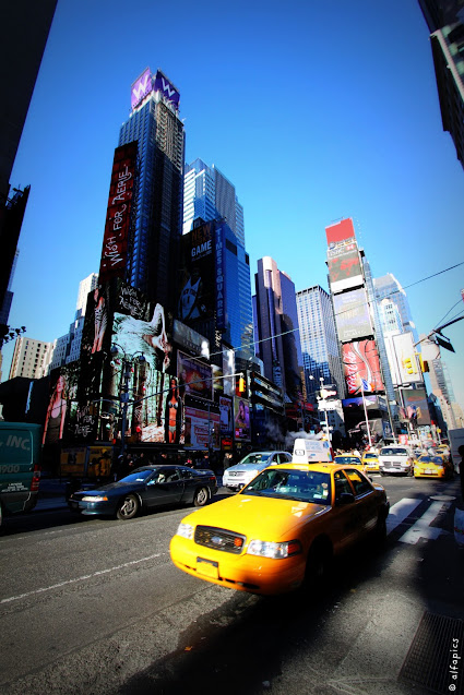 Times square-New York