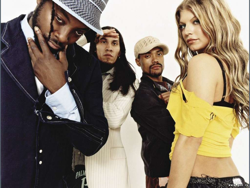 Black Eyed Peas (Songs for entrepreneurs)