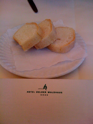 Gluten Free Dining: Zurich