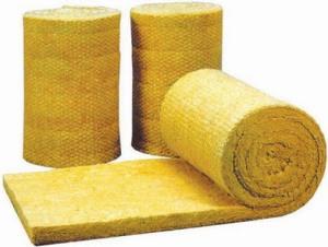 Cuộn bông khoáng cách nhiệt dày 50mm, tỷ trọng 40kg/m3