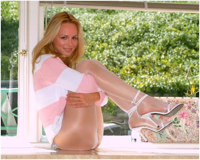 Sexy Shiny Pantyhose Webcam Sex December 61