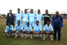 Eritrean under 17 History making team.