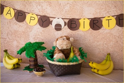 Clyde S Cupcake Magic Just Going Bananas For A Monkey Party