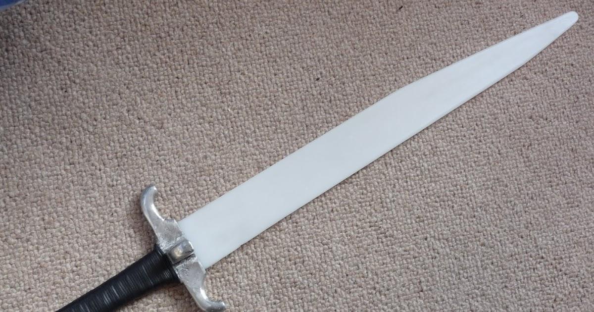 Finished Works: The Finished 'Grosse Messer