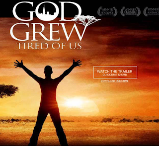 god grew tiered of us essay Bestessaywriterscom is a professional essay writing company dedicated to assisting god grew tired of us in the film god grew tired of us.