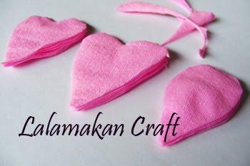 Creativity Tutorial Tutorial Membuat Bunga Rose Dari Kertas Krep