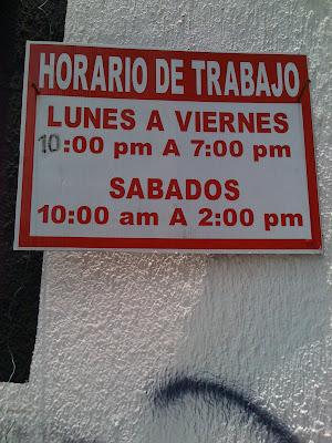 301 moved permanently for Horario de oficina de empleo