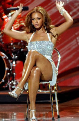 beyoce knowles sexy celebrity legs: The hot and sexy pair of Beyonce Knowles legs
