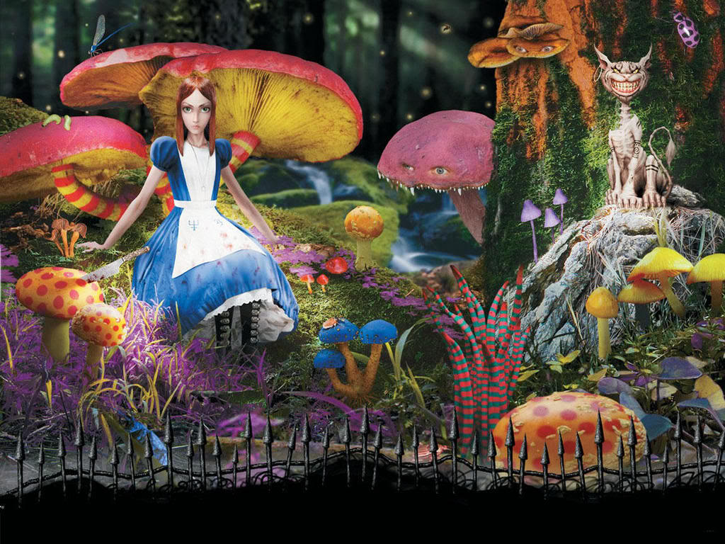 Bilinick alice in wonderland cartoon wallpaper - Alice in wonderland cartoon pictures ...