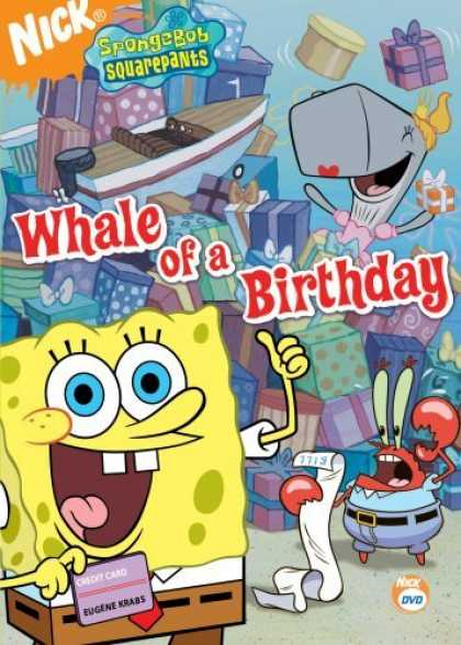 The Best Cartoon Wallpapers Spongebob Birthday Wallpaper