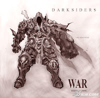 New Darksiders Concept Art Joe Madureira Fansite