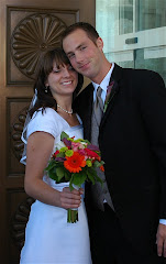MARRIED! August 5, 2006