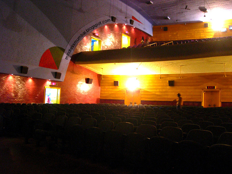 single screen cinema, chandan theatre in juhu scheme mumbai