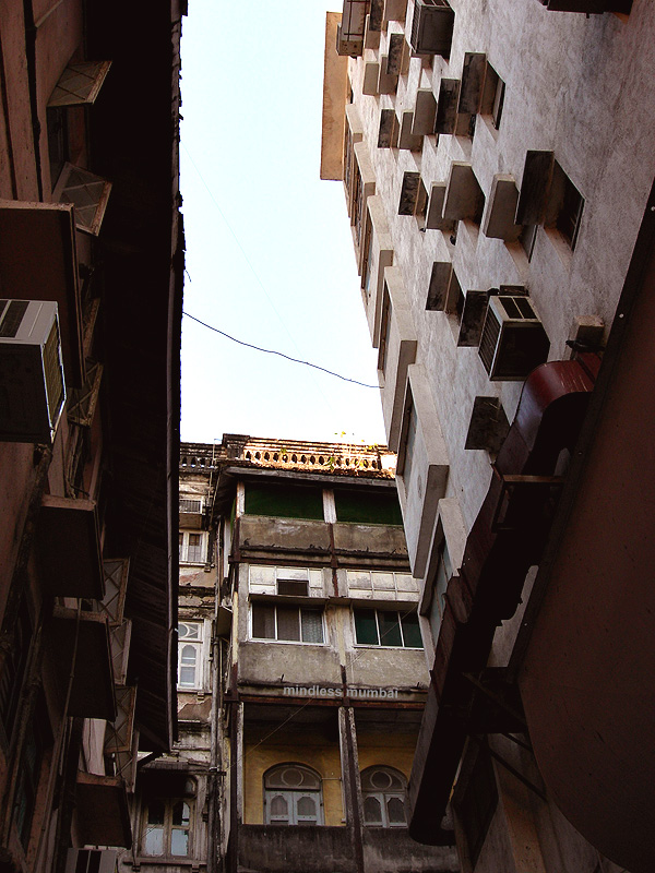alleyway in colaba by kunal bhatia