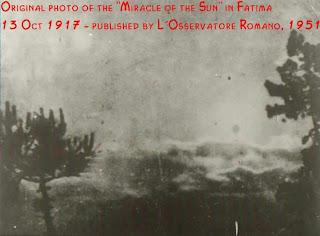 Resultado de imagen para fatima miracle photo